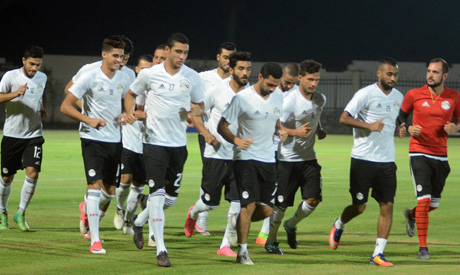 Egyptian national team (Photo: https://www.facebook.com/efasocial/)