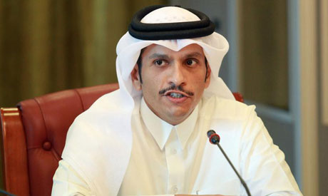 Qatar foreign minister