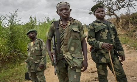 Boko Haram militants