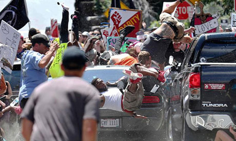 Charlottesville clashes