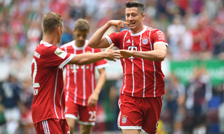 Bayern Munich records second win of the season