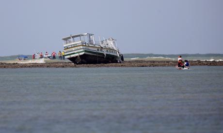 Dozens missing as boat carrying 70 people sinks in Brazil