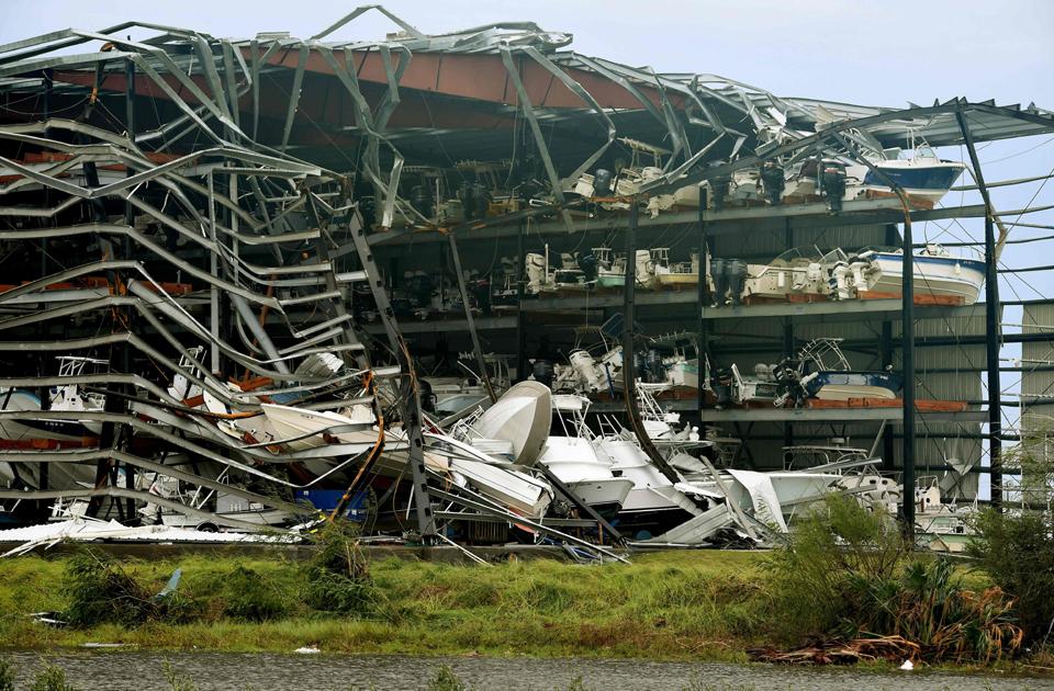 Photo Gallery Hurricane Harvey Wreaks Havoc In Texas