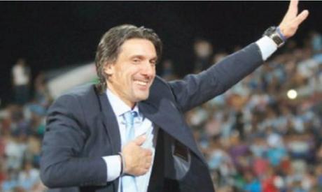 Zamalek coach Nebojsa Jovovic