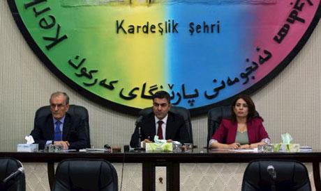 IRAQ-KURDS-POLITICS