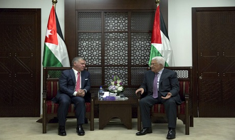 Abbas and Abdullah II