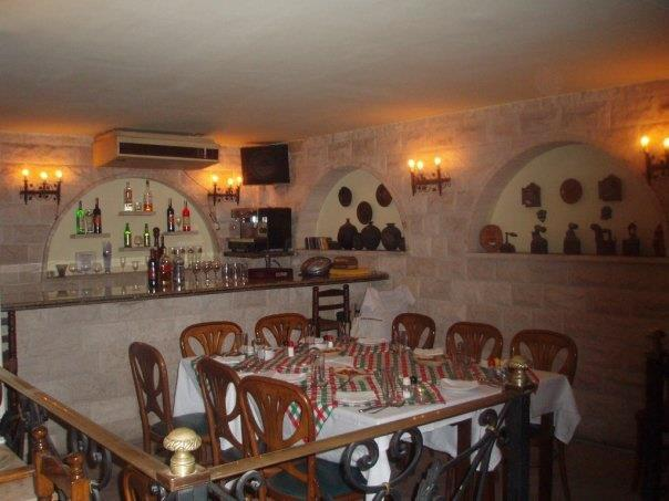 Chez gaby mediterranean flavour in the centre of for Alexandria mediterranean cuisine