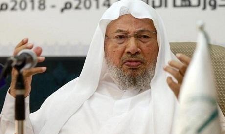 Sheikh Qaradawi
