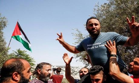 Palestinian Issa Amro