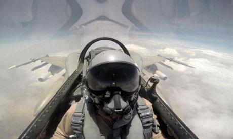 Saudi Pilot