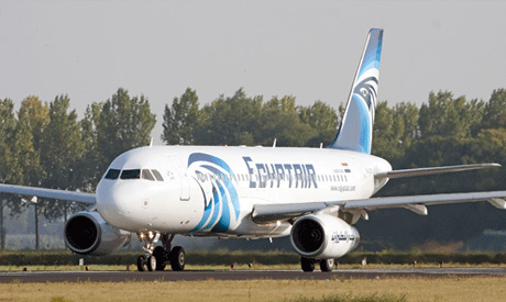 An Egypt Air plane (Photo: Reuters)