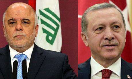 Erdogan and al-Abadi