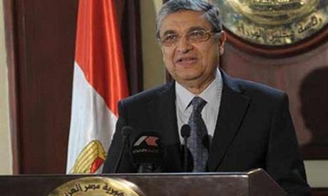 Minister Mohamed Shaker