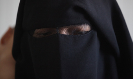 A foreign wife of Islamic State militants