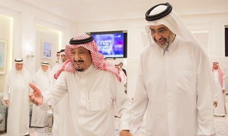 King Salman and Qatar