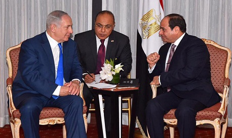 Sisi and Netanyahu