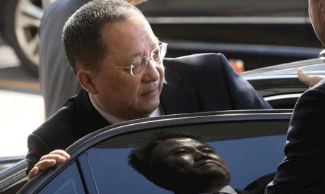 Ri Yong Ho