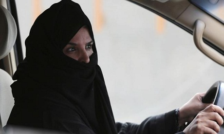 Women can now drive in Saudi Arabia