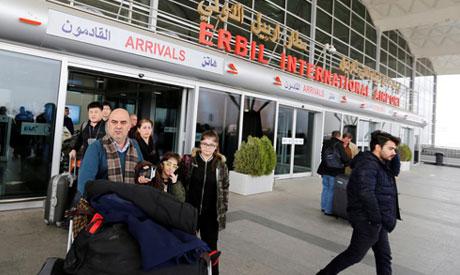 Erbil airport