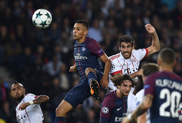 PHOTO GALLERY:  Barcelona, Chelsea, Real Madrid win, Bayern lose to PSG in UEFA Champions League
