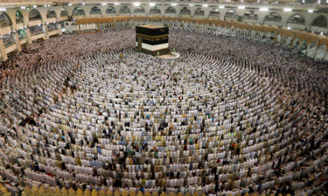 Pilgrims perform final major rite of hajj