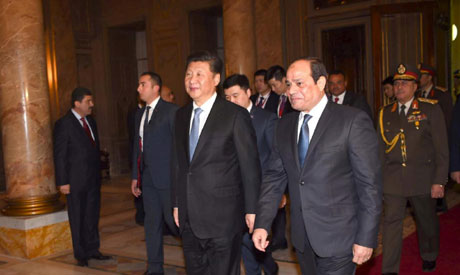 Sisi drums up $1B in trade deals during visit to Vietnam