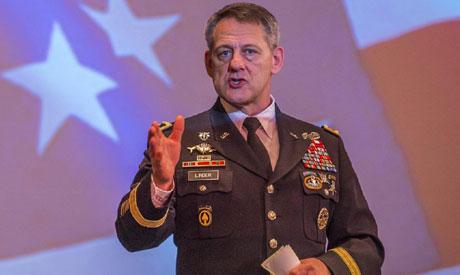 Maj. Gen. James