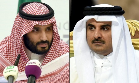Saudi-Qatari tension