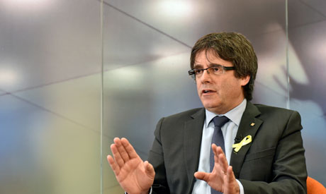 Jailed Catalan separatists pledge to eschew unilateral moves