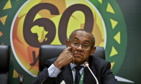 CAF takes control of ref payments in battle against match-fixing