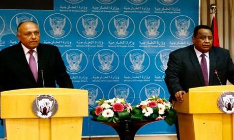 Ibrahim Ghandour, Sameh Shoukri