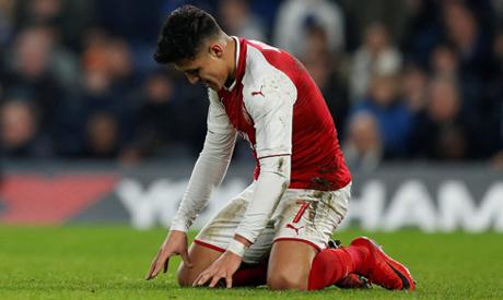 Alexis Sanchez's Man Utd move hinges on Henrikh Mkhitaryan agreeing Arsenal deal