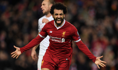 Liverpool legend Rush sees Egypt's Salah better now than Ronaldo, Messi