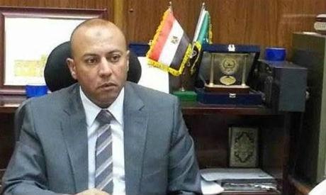 Menoufiya governor Abdel Baset