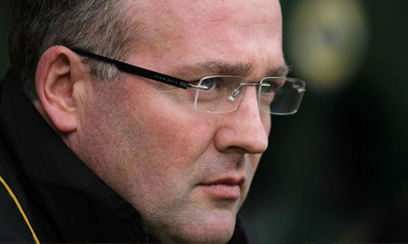 Paul Lambert appointed Stoke manager - club