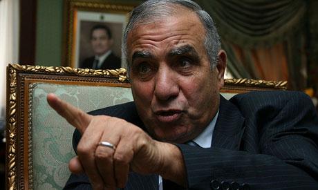 Minister for Local Development Abu Bakr El-Guindy (Al-Ahram)