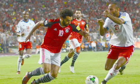Egypt move up one place in Federation Internationale de Football Association  rankings
