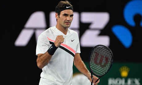Tennis: Federer eases past Gasquet into fourth round of Australian Open