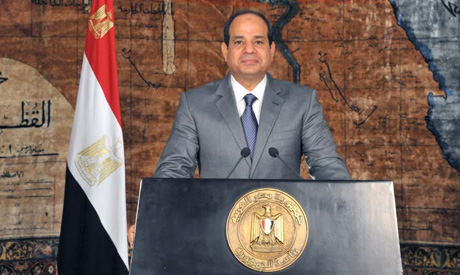 Egypt's Sisi announces re-election bid