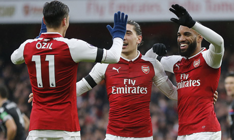Arsenal vs Crystal Palace 20 January 2018: EPL Preview and Predictions