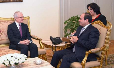 Emie and El-Sisi