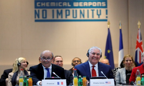 French foreign minister 'absolutely wrong': Iran