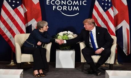 Trump & May