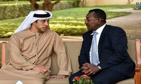 Mansour bin Zayed, Taha Othman