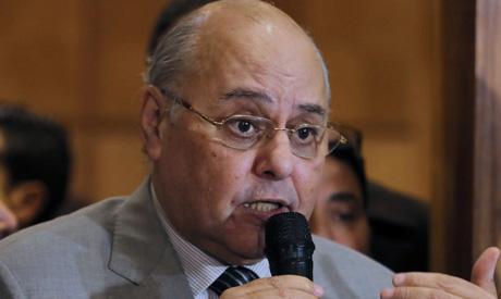 Presidential candidate Mousa Mostafa Mousa