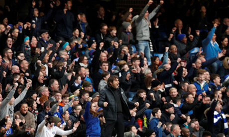 Chelsea manager Antonio Conte (Reuters)