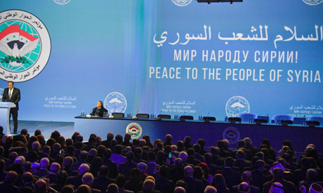 Many of Syria's warring parties descend on Sochi for Russian-sponsored talks