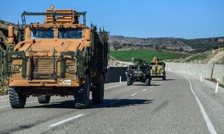 Turkey-Syria border