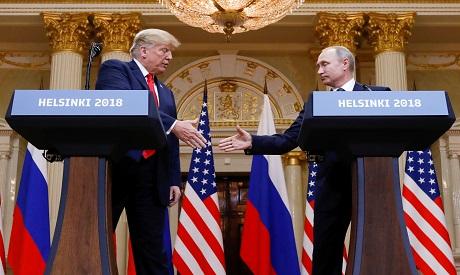 Trump, Putin summit in Helsinki