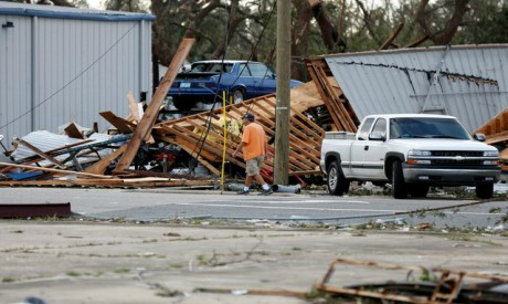 Hurricane Micheal, Florida